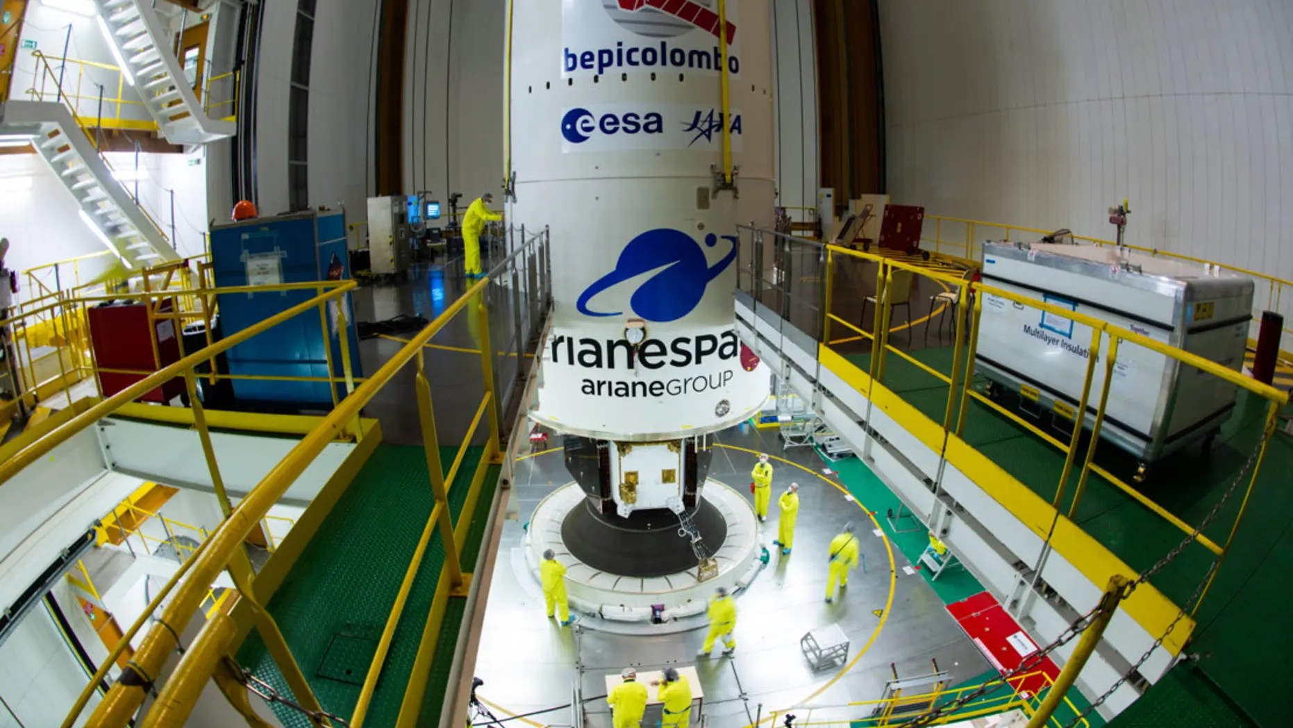 BepiColombo the first Mercury mission in 14 years