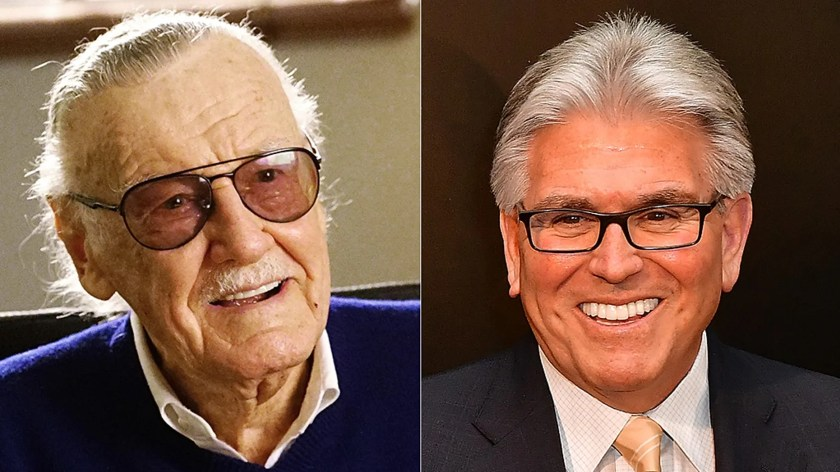 Stan Lee's death didn't appear to affect sports radio host Mike Francesa in any way.
