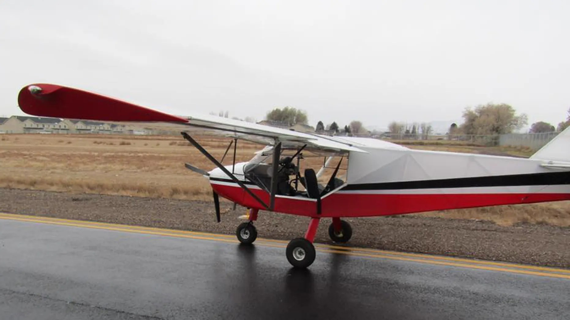 "Uintah County Sheriff's Office said that two boys, 14 and 15, allegedly stole ""a fixed-wing, single engine light sport aircraft"" off a private runway on Thursday."