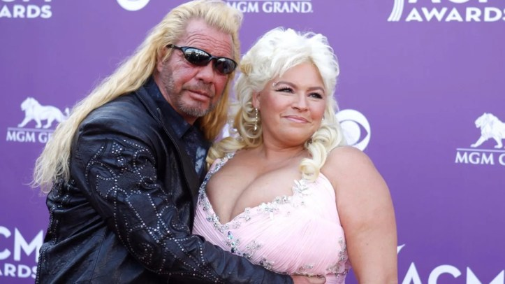 Dog the Bounty Hunter' star Beth Chapman becomes a great