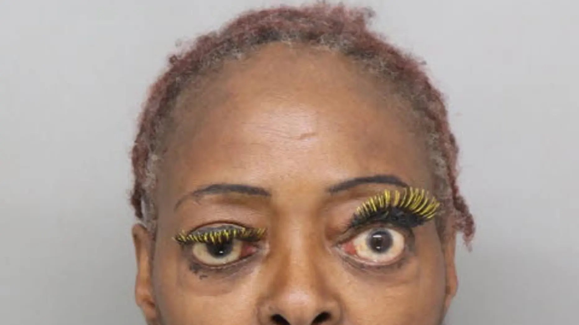 Charlene Thompson, 61, allegedly poured hot grease on another woman during an argument, according to multiple reports.