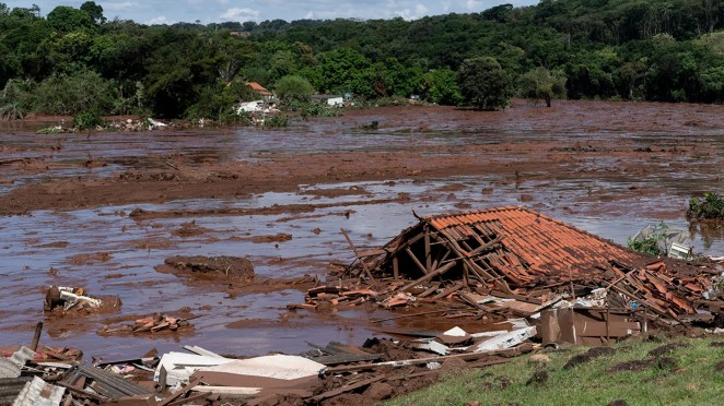 Image result for Brazil dam collapse