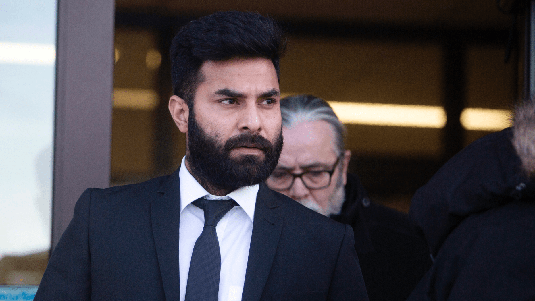 Jaskirat Singh Sidhupleaded guilty to all charges against him. (Kayle Neis/The Canadian Press via AP)