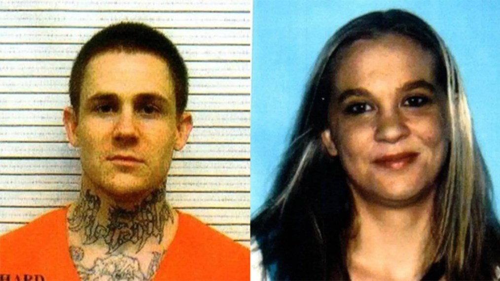 Richard Fountaine, 29, and Kimberly Belcher, 25, were captured yesterday afternoon by the Monroe County Sheriff's Office after being spotted earlier this week in Middle Georgia.