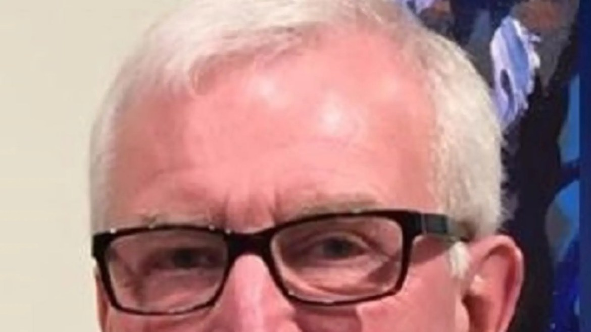 Jack Hough, 73, a veteran air force, was killed in a clear rocky effort, says an authority. (Facebook)