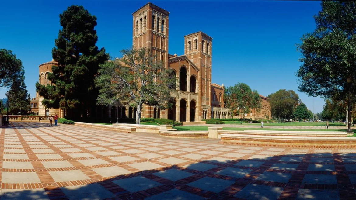 A forum for 2020 Democratic candidates to debate LGBTQ issues is scheduled to be held at UCLA's Royce Hall on Oct. 10.