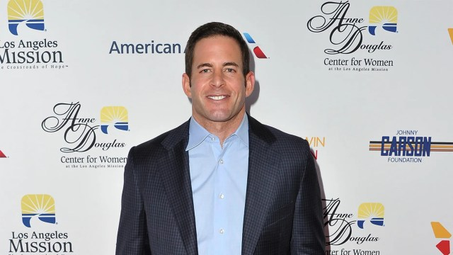 TV personality Tarek El Moussa attends the Los Angeles Mission Legacy of Vision gala at The Beverly Hilton Hotel on Oct. 25.