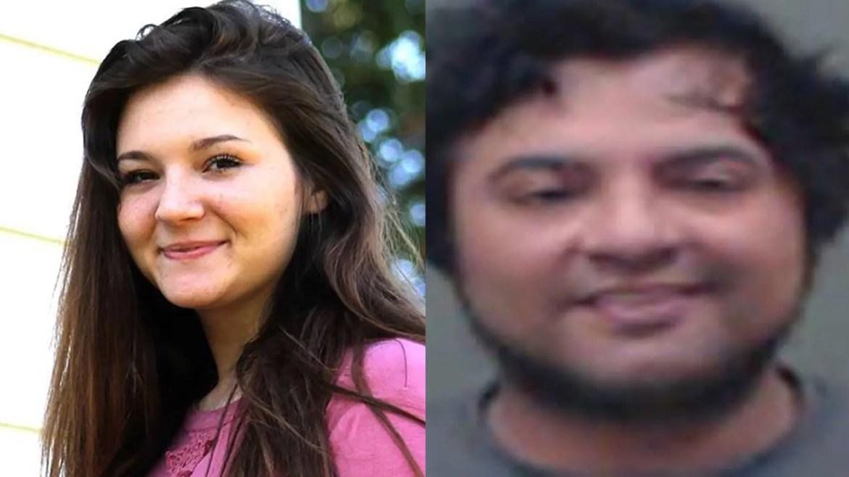 Lauren Hill, left, was allegedly taken 'against her will' by Rosalino Duarte-Cruz.