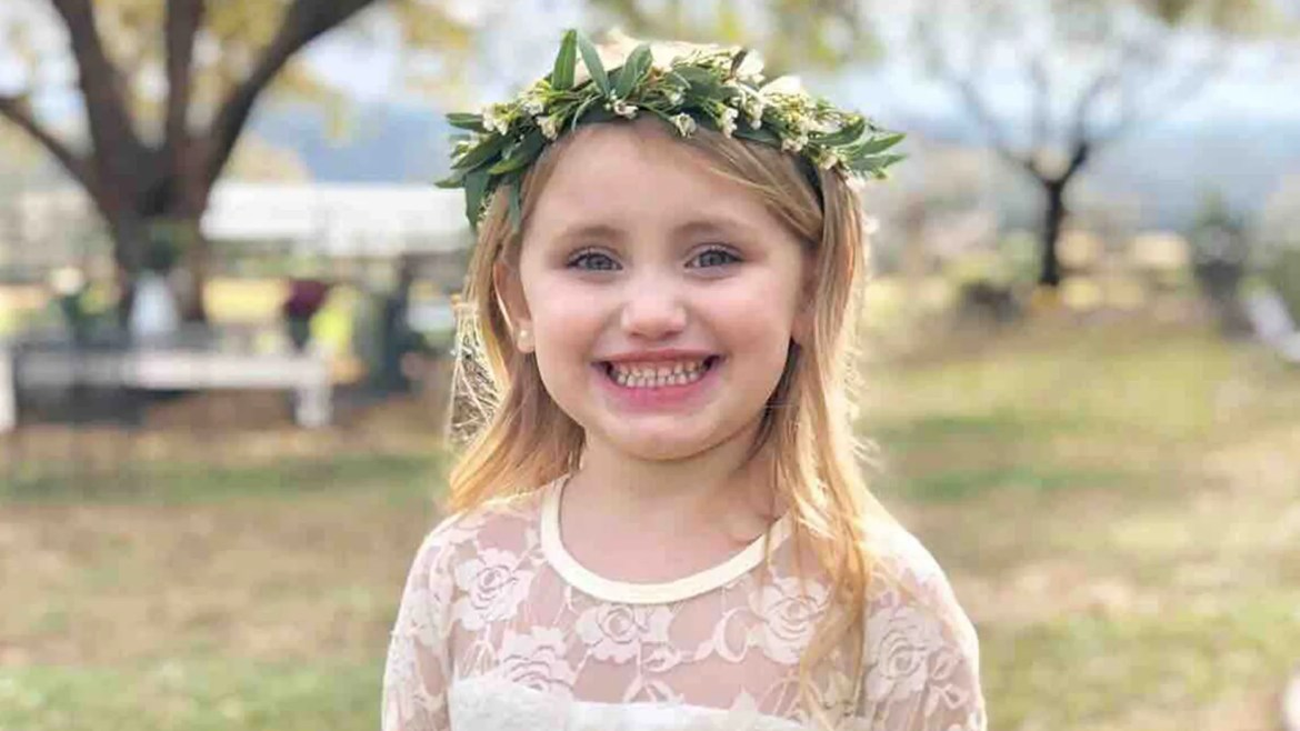 Mille Drew Kelly, 6, died after being accidentally shot by her brother. (GoFundMe)