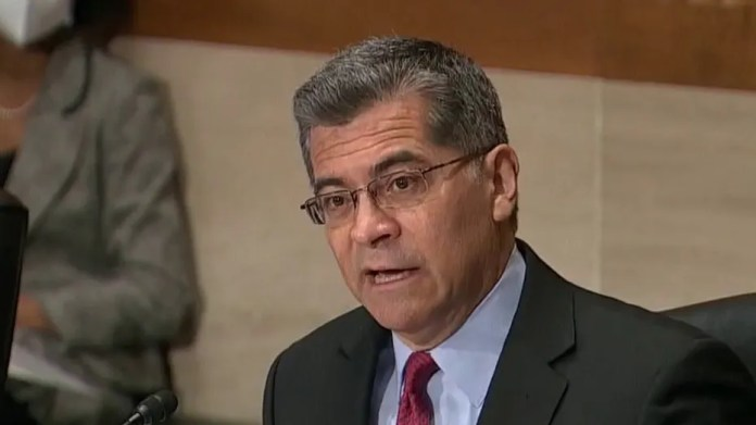 HHS Pick Becerra Grilled by GOP on Abortion, Health Care Experience