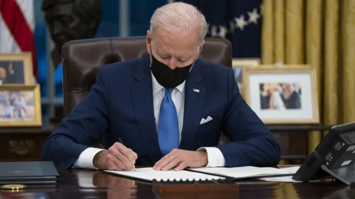 Can President Biden cancel student loan debt by executive action?