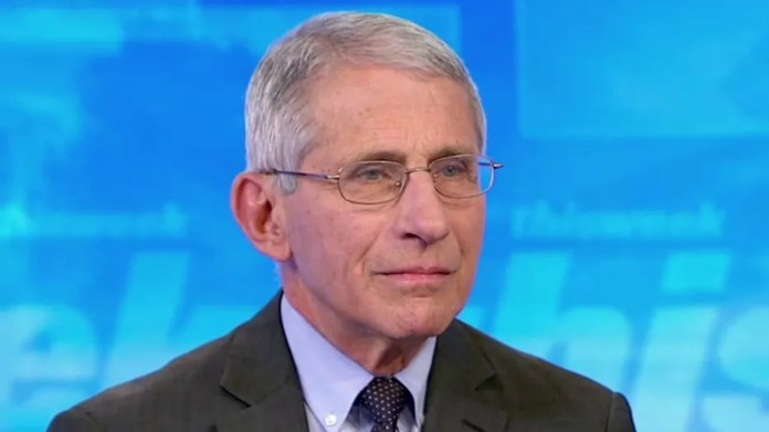 Fauci seen as sending mixed messages on COV-19 vaccine