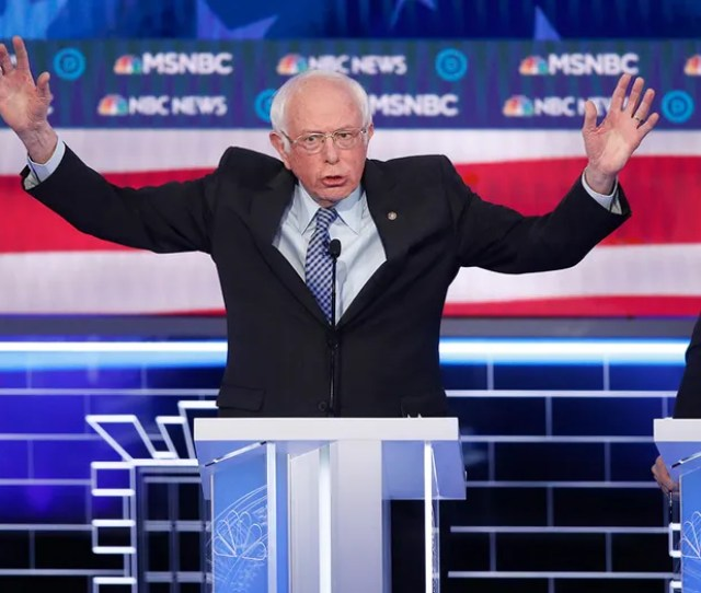 Sanders Aims For Nevada Caucus Win To Keep Momentum Going But