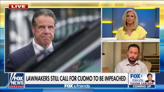 Janice Dean and Ron Kim detail threats made against them by Gov. Cuomo and his associates