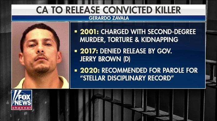 California DA calls Gov Newsom after release of convicted murderer
