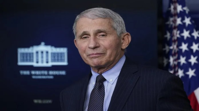 Dr.  Fauci: Vaccine delivery attempts 'not starting from scratch'