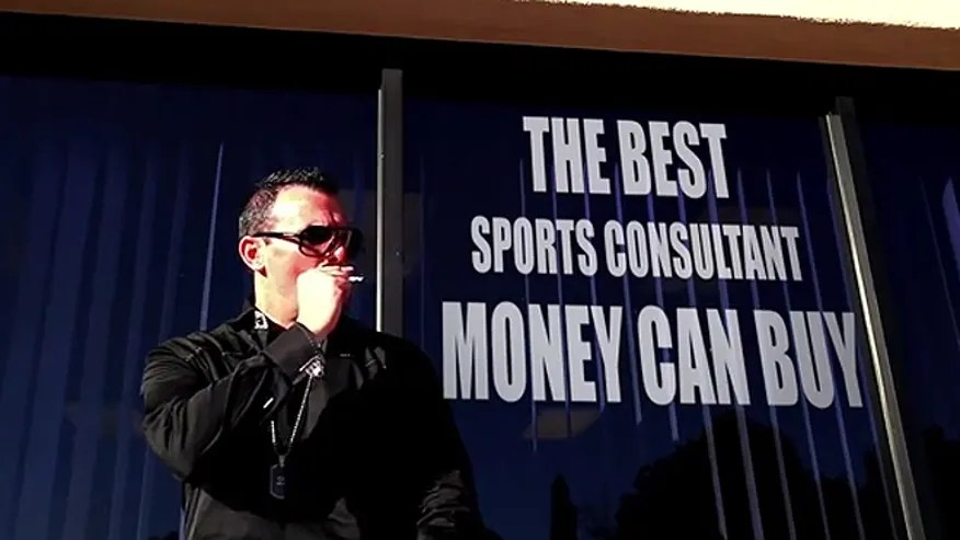 Star of upcoming CNBC reality show on sports gambling an ...