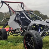 Fly and drive SkyRunner flying ATV
