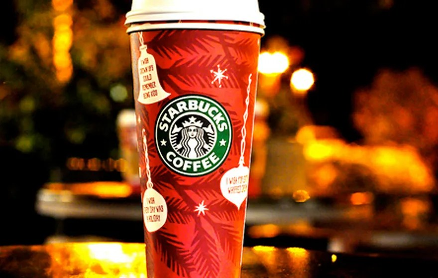 Image result for starbucks cups christmas