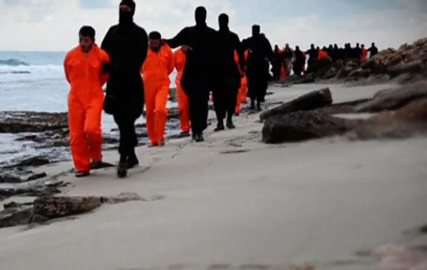 ISIS march Coptic Christians.jpg