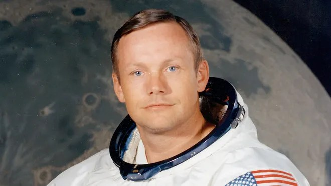 Neil Armstrong, as NASA astronaut (NASA)