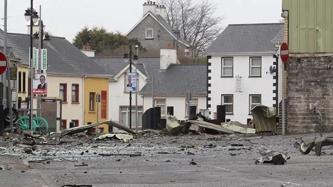 Northern Ireland police warn of dissident IRA threat to ...