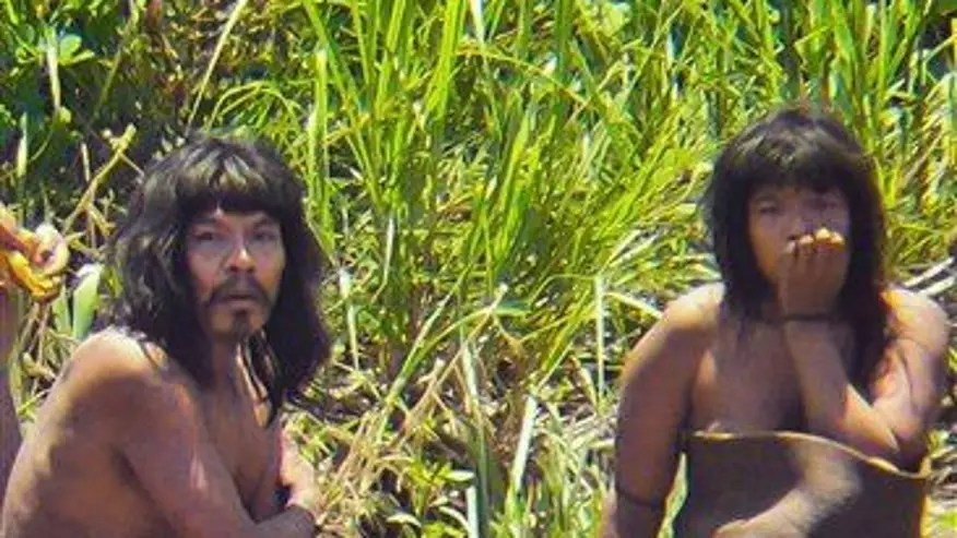 'Uncontacted' tribe attacks Amazon village