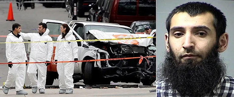 NYPD: Terrorist truck driver cased his killing field, planned bike path attack 'for weeks'