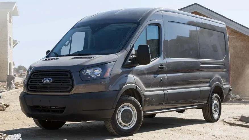 Ford recalls big vans; cracked coupling can cause power ...
