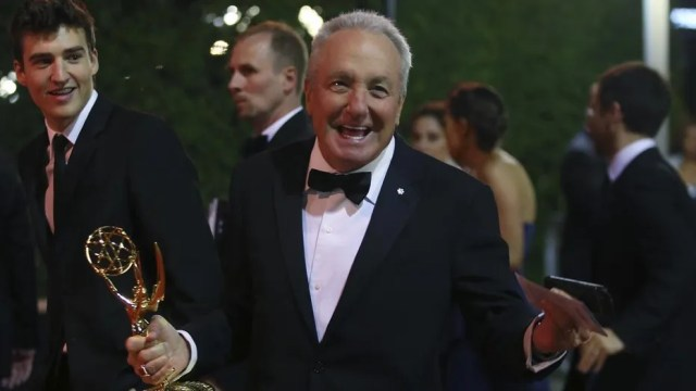 FILE 2017: Lorne Michaels at the Governors Ball in Los Angeles.