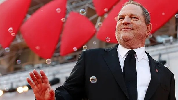 "Producer Harvey Weinstein poses during a red carpet for the movie ""Philomena"", directed by Stephen Frears, during the 70th Venice Film Festival in Venice August 31, 2013. The movie debuts at the festival.   REUTERS/Alessandro Bianchi (ITALY - Tags: ENTERTAINMENT) - GM1E991053G01"