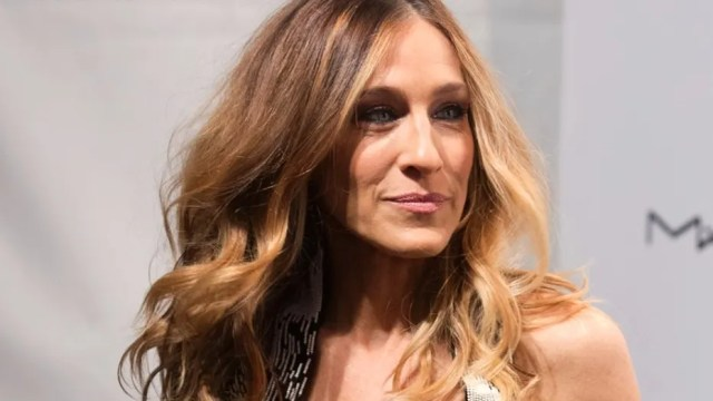Actress Sarah Jessica Parker attends the amfAR New York Gala to kick off Fall 2013 Fashion Week in New York February 6, 2013.