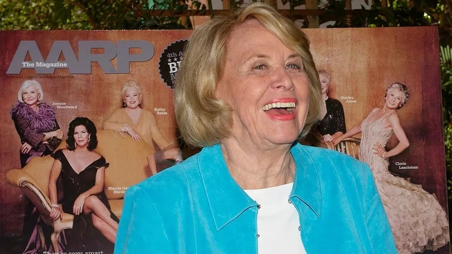 Liz Smith, gossip columnist and author of the new book