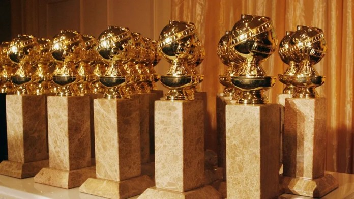 The Golden Globes will air Sunday, Jan. 7 at 8 p.m. ET on NBC.