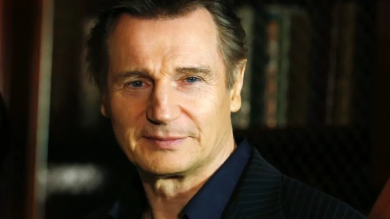 """Liam Neeson called the large  number of sexual misconduct allegations against people in the movie industry a """"bit of a witch hunt."""""""