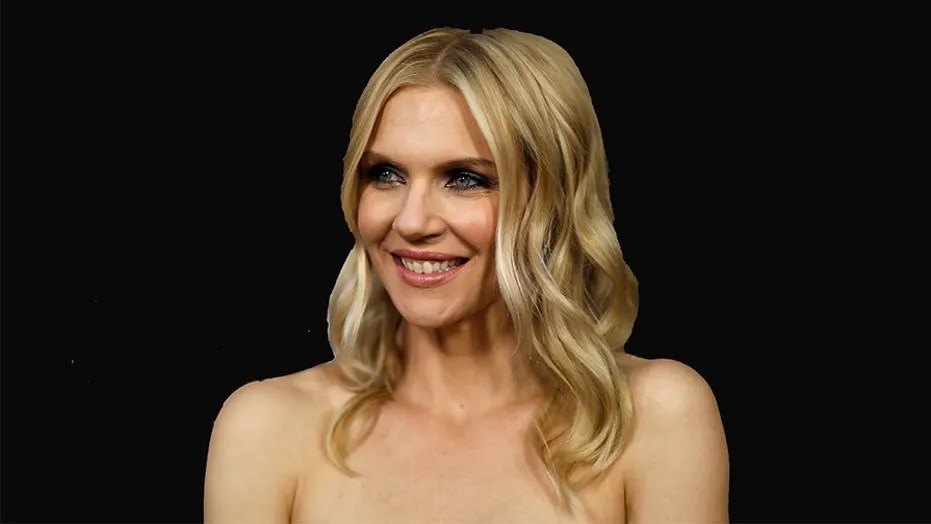 "The latest episode of ""Law and Order: SVU"" depicted the rape of a conservative commentator portrayed by Rhea Seehorn, seen here."