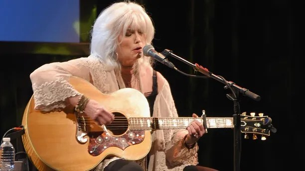 Emmylou Harris performs onstage at the Country Music Hall of Fame and Museum's 'All for the Hall' Benefit on February 13, 2018 in New York City.
