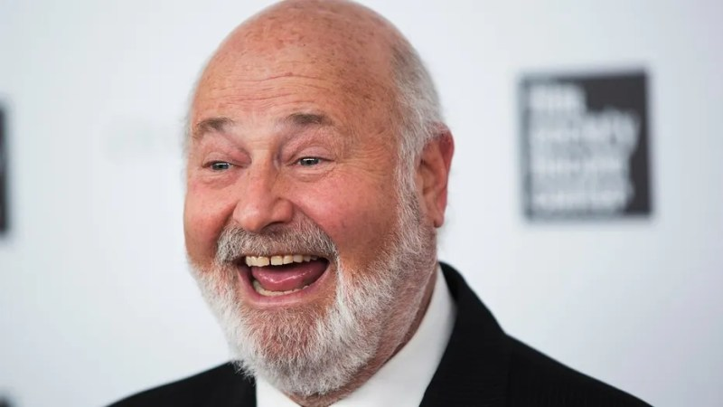 Honoree Rob Reiner arrives at the 41st Annual Chaplin Award Gala in New York April 28, 2014.