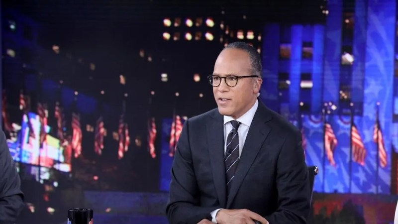 "NBC's ""Nightly News with Lester Holt"" has fallen behind ABC's ""World News Tonight"" in the ratings department."