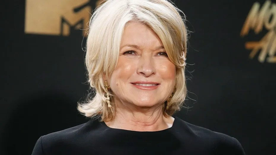"""Martha Stewart was reliving her glory days when she posted a steamy """"Throwback Thursday"""" picture of herself."""