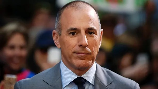 "Host Matt Lauer pauses during a break while filming NBC's ""Today"" show at Rockefeller Center in New York, May 3, 2013. REUTERS/Lucas Jackson (UNITED STATES - Tags: ENTERTAINMENT) - GM1E9531S2T01"
