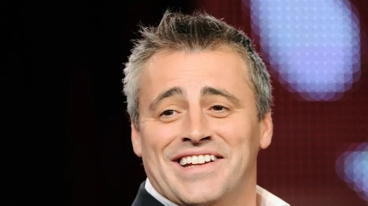 """Friends"" star Matt LeBlanc recalled a gross moment while filming the show's famous Thanksgiving episode during season six."