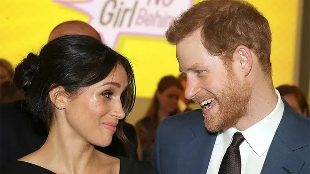 Meghan Markle and Prince Harry attend the Women's Empowerment reception hosted by Foreign Secretary Boris Johnson during the Commonwealth Heads of Government Meeting at the Royal Aeronautical Society on April 19, 2018 in London, England. Chris Jackson/Pool via Reuters - RC15C449D890