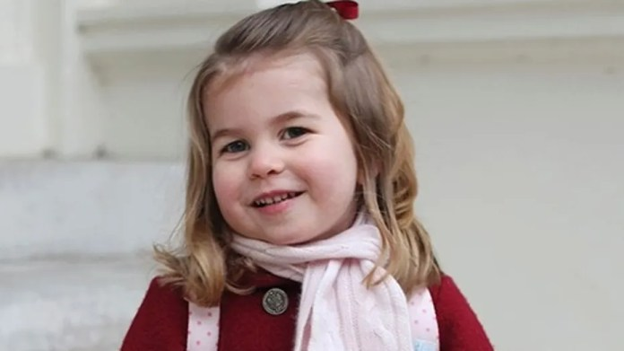 Princess Charlotte will turn 3 years old on May 2.