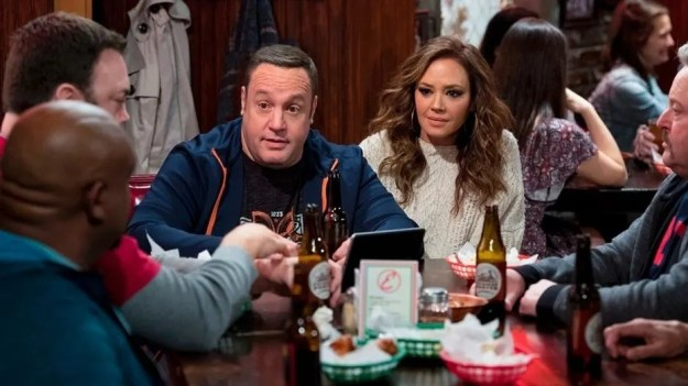 """""""Kevin Can Wait,"""" which starred Kevin James and Leah Remini, was canceled after two seasons."""