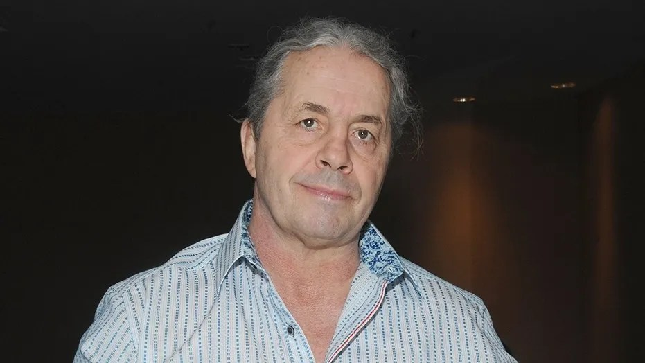 Bret Hart criticized his brother's widow in an interview last week.