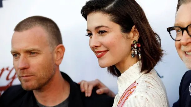 Actors Ewan McGregor and Mary Elizabeth Winstead arrive at the Fargo Season Three For Your Consideration event at the Television Academy's Saban Media Center in North Hollywood, Los Angeles, California, U.S., May 11, 2017.