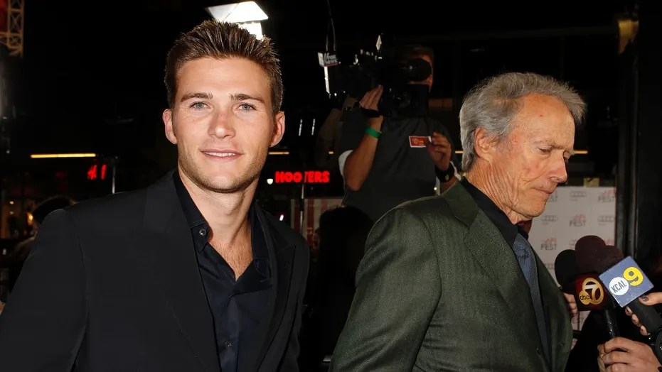 Scott Eastwood is the third youngest of Clint's seven children.