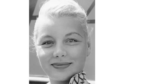 Photo of Barbara Payton courtesy of the Redfield family