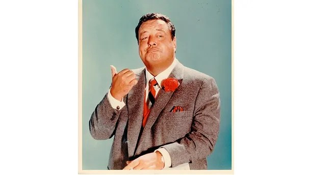 Jackie Gleason Thumbs Up